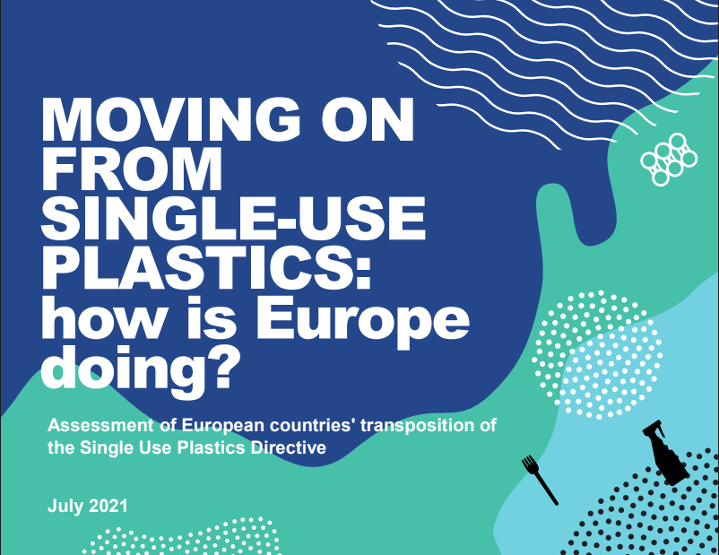 Moving on from single-use plastics: how is Europe doing?